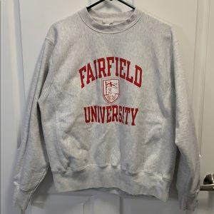Fairfield University Champion Crewneck